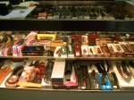 gun shak knife display case