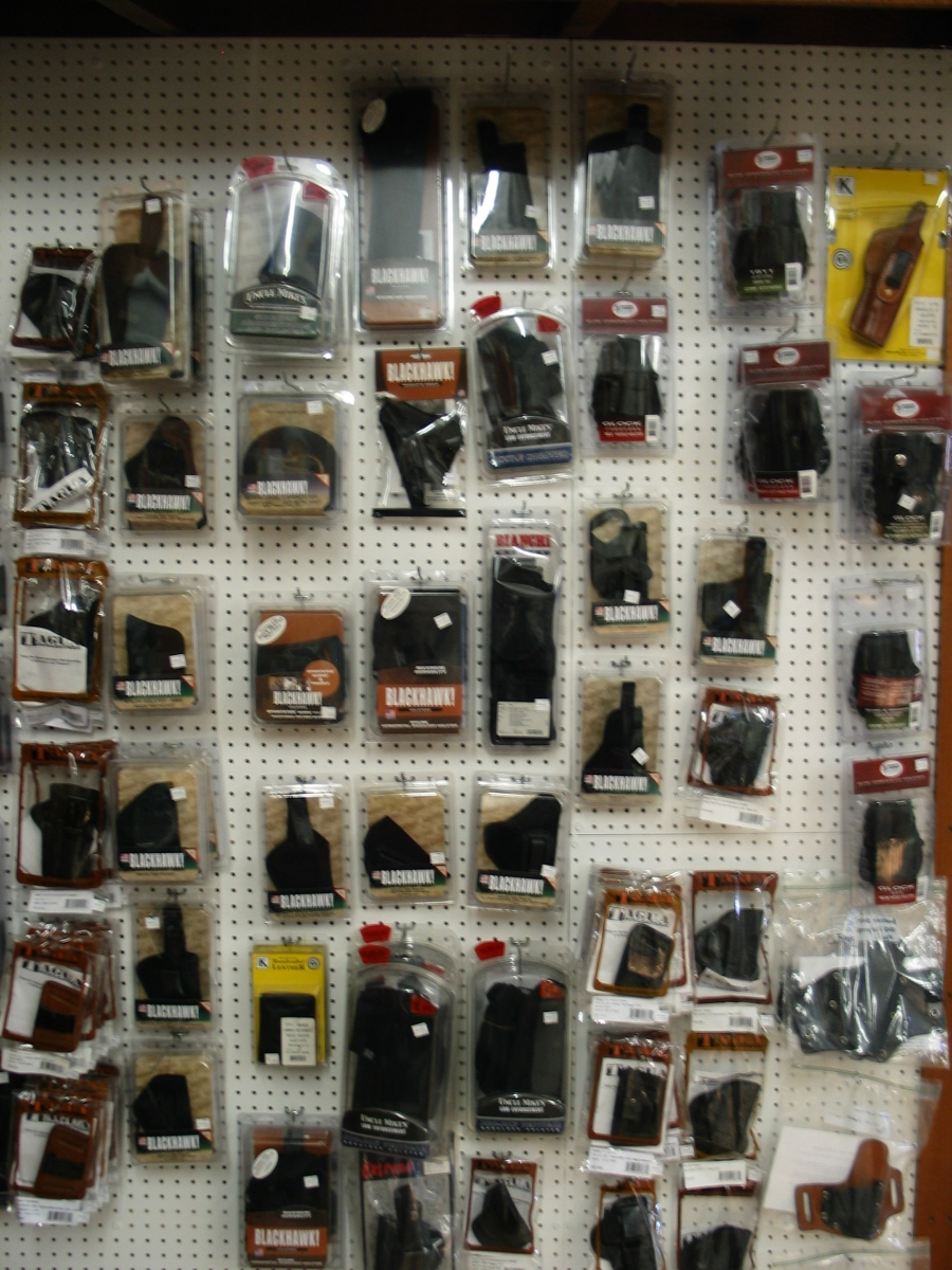 handgun holsters